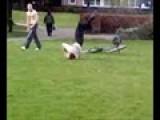Attempt At Break-dancing!!