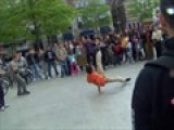 Breakdancing In Amsterdam