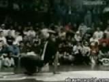 Breakdance Baddest Man Alive