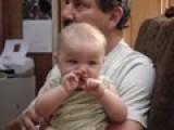 Baby Lily W Grandpa
