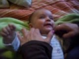 Baby Cassidy Loves Laughing