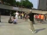 Breakdancing In The Festival