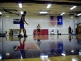 Badminton Final Match 2 Of 2