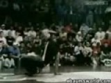 Breakdancing Power