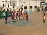 Cape Coast Hoops Vs Ashiama