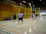 Chan Badminton Match 1 2