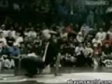 Crazy Breakdancing Guy