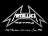 Cliff Burton- Metallica