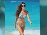 Denise Richards Flaunts Fab