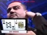 Funny Poker Hand AA KK QQ