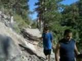 Hiking Outside Of Las Vegas