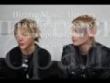 Interview With Kiro &Shin