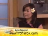 Iron Wok Asian Bistro TV