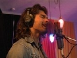Justin Gaston Records His