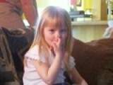 Julianna Picking Her Nose