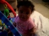 JADA SAYS HER FIRST WORD