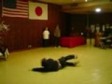 Japanese Guy Breakdancing