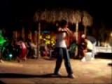 Me Breakdancing