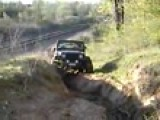 Me Wheeling In My Jeep