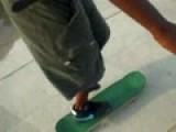 Marrero Skateboarder