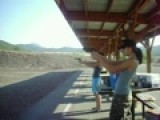 Me And Kk Shootin Colt 45s