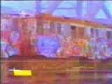 Saint Petersburg Graffiti
