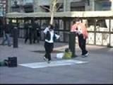 Street Dancing In Saint