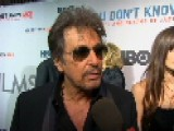 2010: Al Pacino On Playing Kevorkian