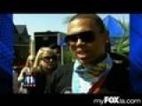 Chris Brown, Rihanna, Adam Lambert