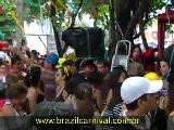 2011 Street Revelling Rio Brazil Carnival