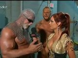 Christy Hemme, Scott Steiner & Crimson