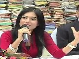 Sexy Amrita Rao Buys Books For Charity
