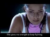 Ana Ivanovic Commercial AquaViva