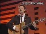 Alejandro Sanz , Te Lo Agradezco Pero No-live