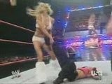 Ashley, Mickie & Trish Vs. Candice, Torrie