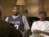 Allen Iverson & Rasheed Wallace On TNT Interview 2008.11.13