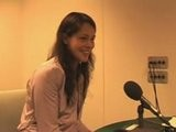Ana Ivanovic Meets Michael Stich
