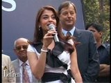Aish Launching Longines In Racecourse