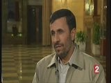 Ahmadinejad Interview