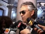 Andrea Bocelli Dona La Sua Voce Per Haiti