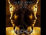 Alicia Keys Ft. Eve - Speechless New Song