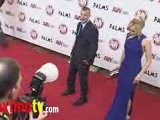 ALEXIS TEXAS At 2011 AVN AWARDS Red Carpet