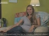 Ask A Pregnant Lady: Changing Baby Boy's