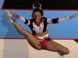 Advanced Cheerleading Jumps