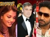 Ash-Abhi Invited By Hollywood Star George Clooney