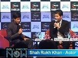 Aishwarya Rai Bachcahan & SRK Honour Hugh Jackman At FICCI