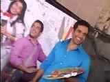 Amrita Rao & Tusshar Kapoor Turn Kalakaar