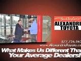 Alexandria Toyota Washington DC Auto Reviews