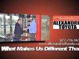Alexandria Toyota Comparison Washington DC