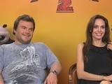 Access Hollywood Did Angelina Jolie' S Kids Approve Of ' Kung Fu Panda 2' ?